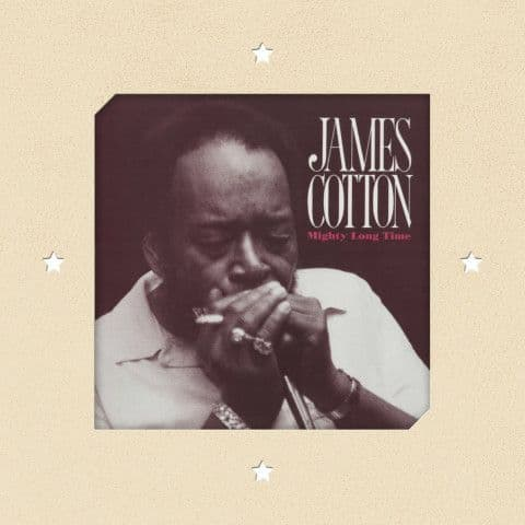 James Cotton<br>Mighty Long Time<br>CD